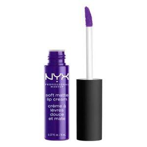 NYX Soft Matte Lip Cream colour HAVANA 💜